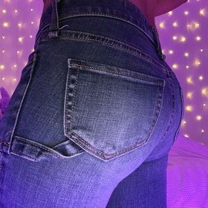 Vintage hollister low rise carpenter jeans